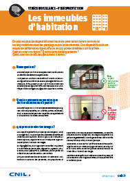 Access Video-protection dans les immeubles d'habitation