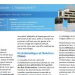Cisco - Témoignage Médipôle de Savoie