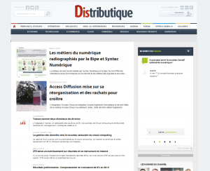 Access Group dans l'actualité de la presse IT-News
