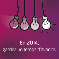 Le Groupe Access vous souhaite une bonne année 2014 !