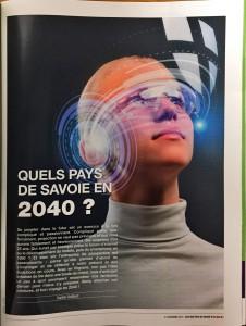 Interview Dominique Plottier - Dossier Pays de Savoie en 2040 - partie TIC - Eco des Pays de Savoie _Page_1
