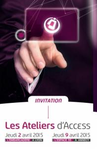 LYON Communiqué - Entrez au cœur de l'entreprise #digitale !