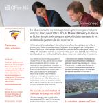 Microsoft - Témoignage Mairie d'Annecy-le-Vieux