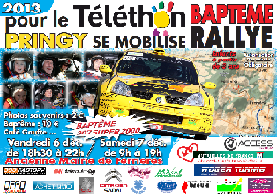 Téléthon 2013 affiche RDM - Access Group