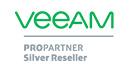 VEEAM Silver Reseller Pro Partner